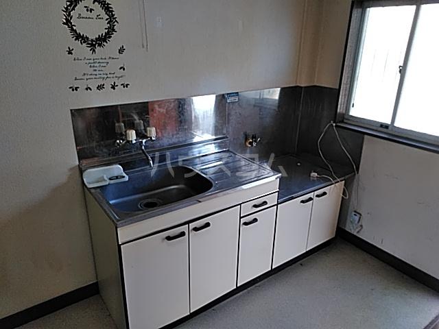 ミヤマコーポⅡ 102号室のキッチン