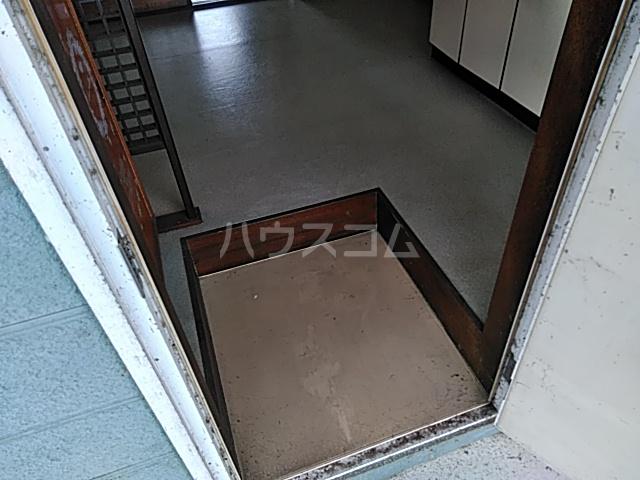 ミヤマコーポⅡ 102号室の玄関