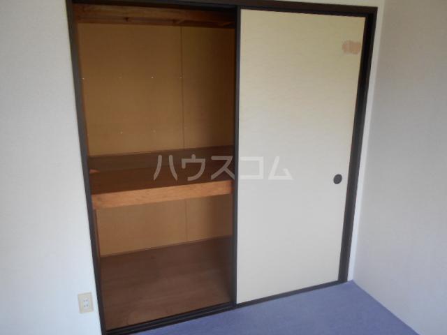 石川ハイツB 103号室の収納