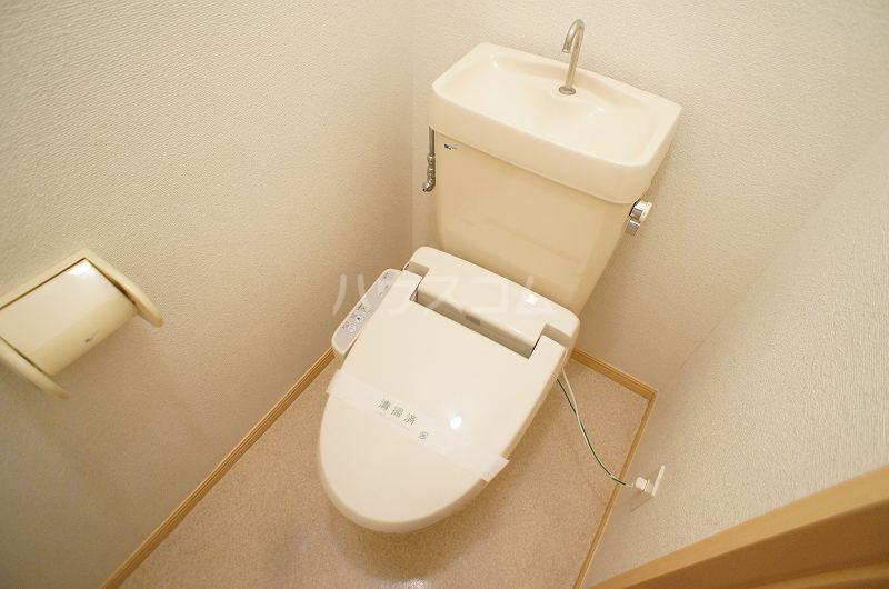 リヴィエールY 02020号室のトイレ