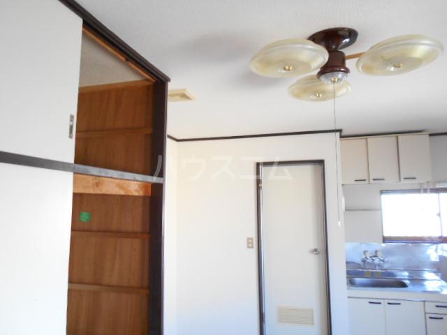 メゾンヤシマ 201号室の収納