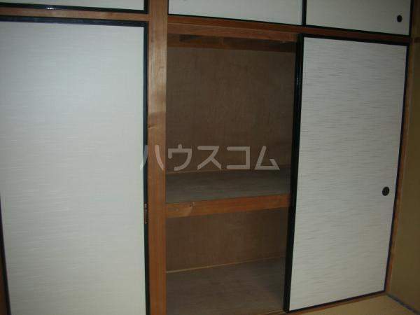 マコトハイツ 102号室の収納