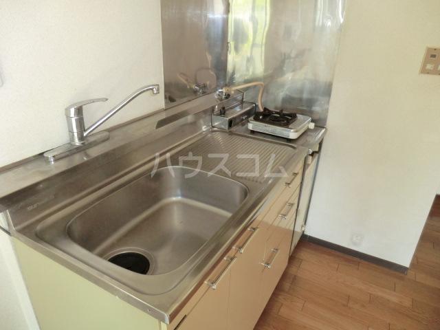 コーポ清水 101号室のキッチン