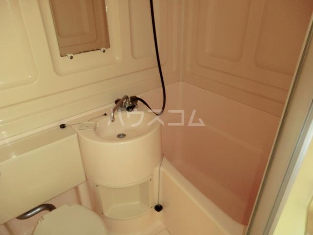 コーポ清水 101号室の風呂