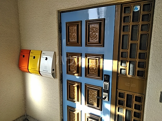 シェアハウスパンプキン A号室のセキュリティ