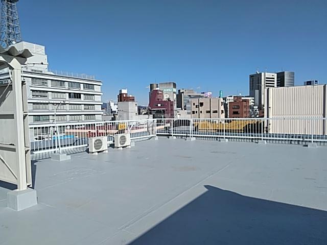 シェアハウスパンプキン A号室の景色