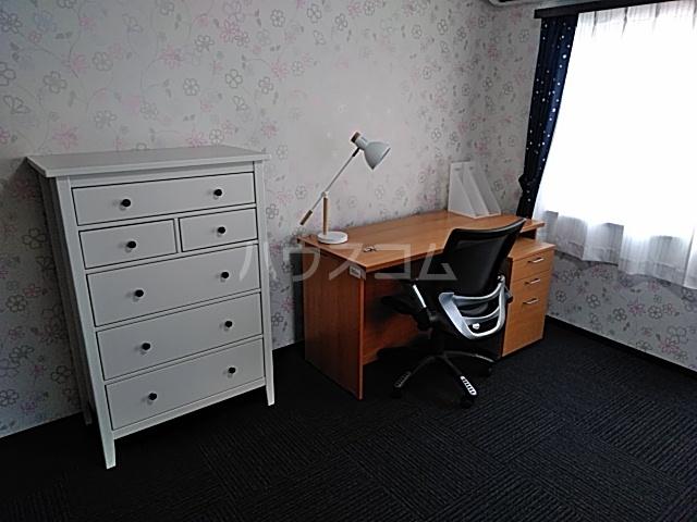 シェアハウスパンプキン A号室の収納