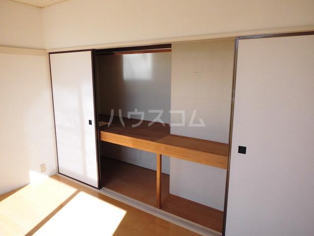 コーポレート前箱田 201号室の収納