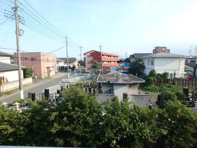 コーポレート前箱田 201号室の景色