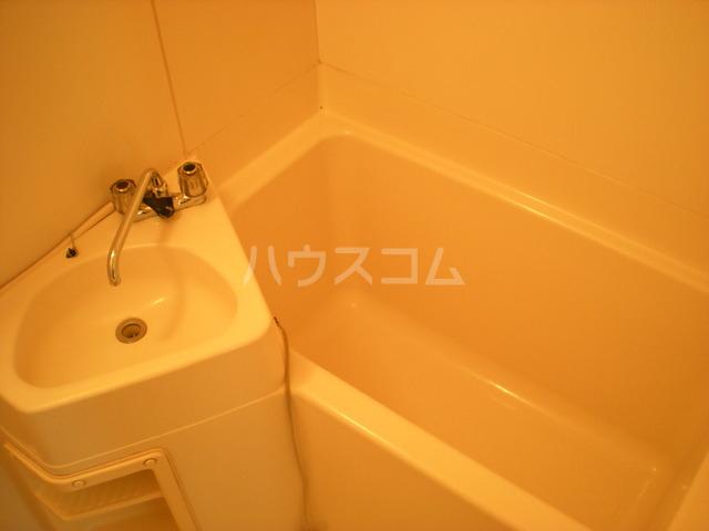 コーポレート前箱田 201号室の風呂