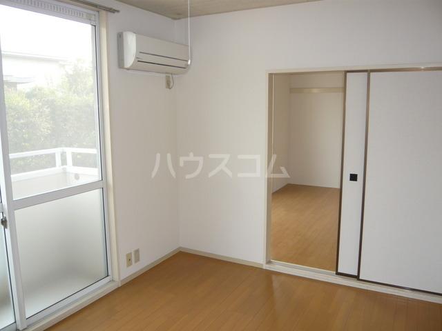 コーポレート前箱田 201号室のベッドルーム