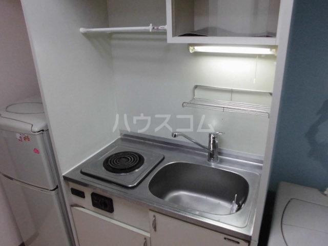 コスモ前橋昭和町 211号室のキッチン
