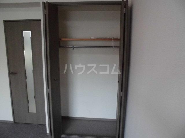 コスモ前橋昭和町 211号室の収納