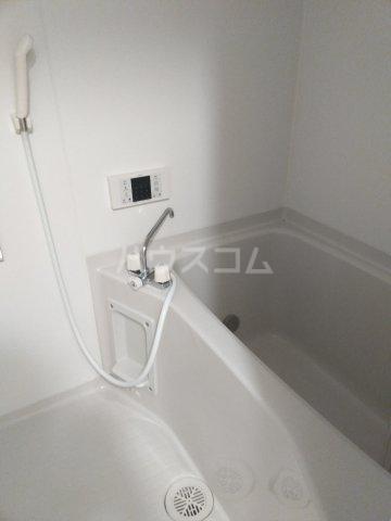星川ハイツ 202号室の風呂