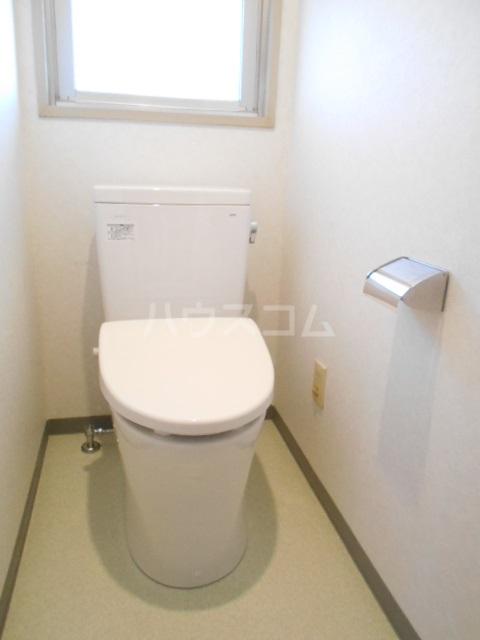 星川ハイツ 202号室のトイレ