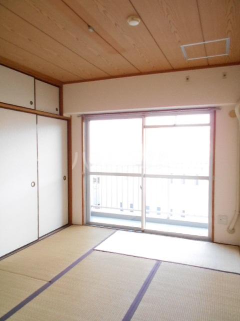 星川ハイツ 202号室のベッドルーム