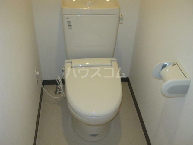 オアシス籠原 102号室の洗面所