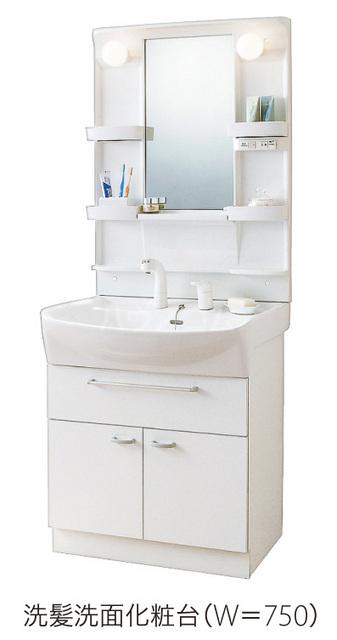 マルベリー フィールド C 03030号室の洗面所