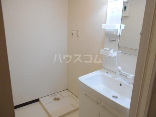セントフィールド 106号室の洗面所