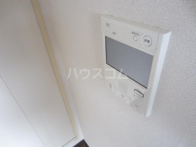 ダイアパレス前橋元総社 607号室のセキュリティ