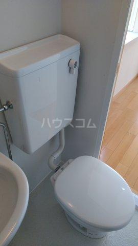 スミセイビル2 303号室のトイレ