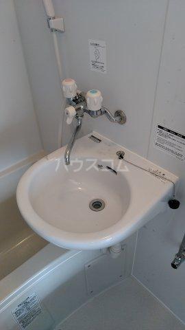 スミセイビル2 303号室の洗面所