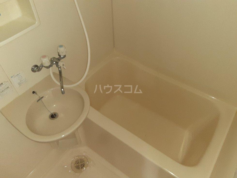 グレースハイム 201号室の風呂