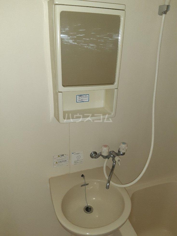 グレースハイム 201号室のトイレ