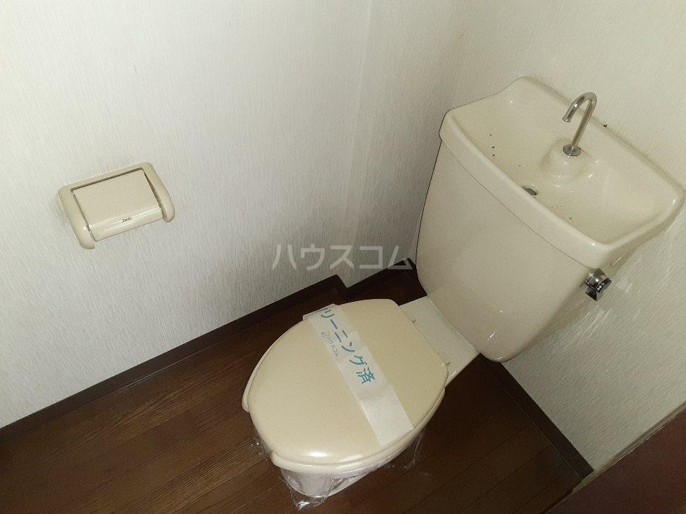 グレースハイム 201号室の洗面所