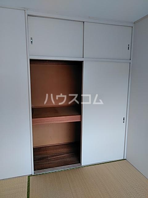 ウッディハイツ富田 103号室の収納