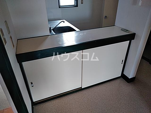 ウッディハイツ富田 103号室のキッチン