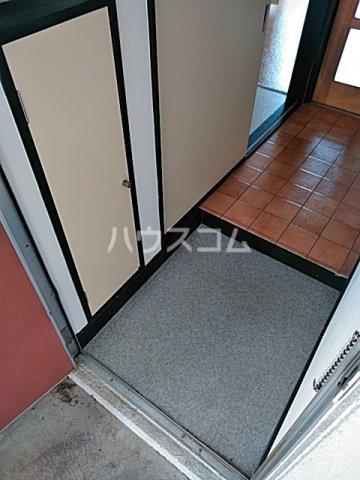 ウッディハイツ富田 103号室の玄関