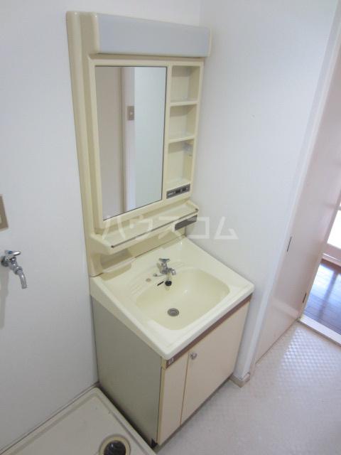 ジュネスシンソン北棟 101号室の洗面所