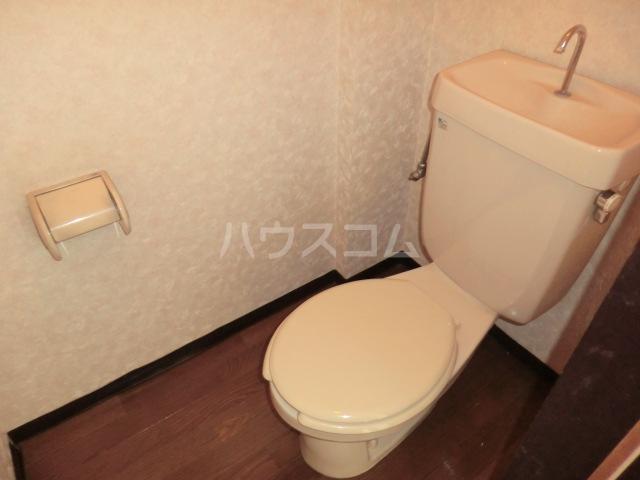 ラビットハウスきさく 205号室のトイレ
