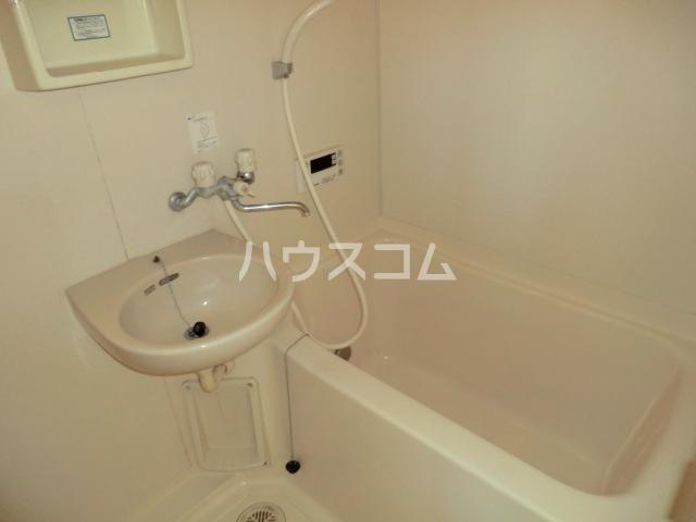 ラビットハウスきさく 205号室の洗面所