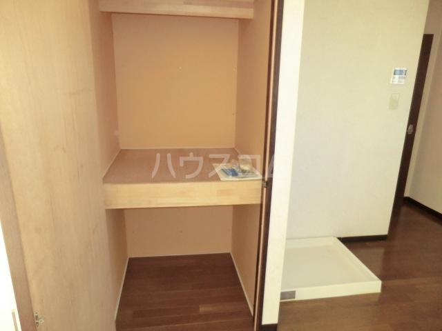 ラビットハウスきさく 205号室の収納