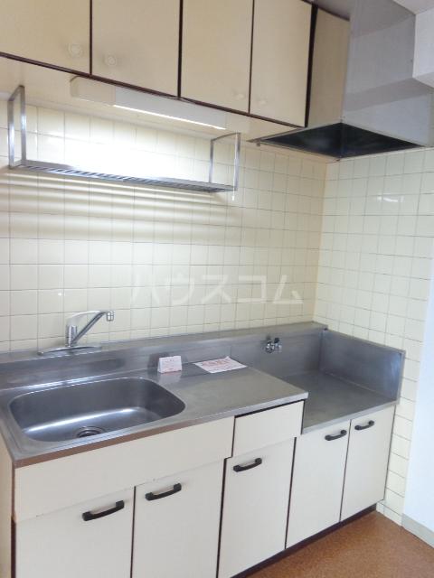 ロイヤルマンション西片貝 02030号室のキッチン