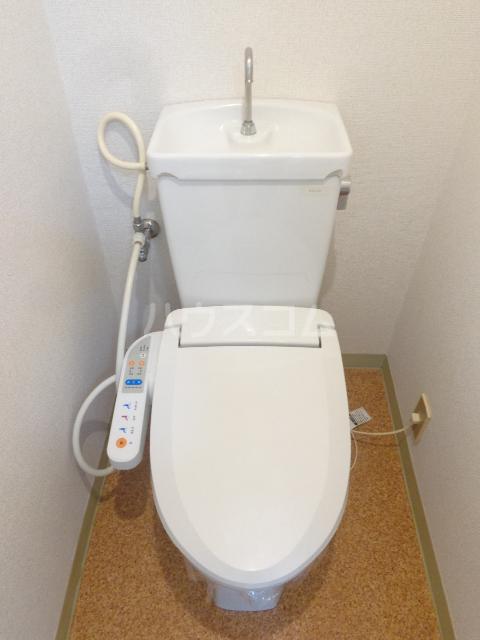 ロイヤルマンション西片貝 02030号室のトイレ