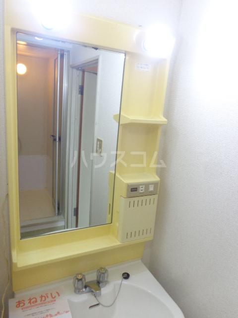 ロイヤルマンション西片貝 02030号室の洗面所