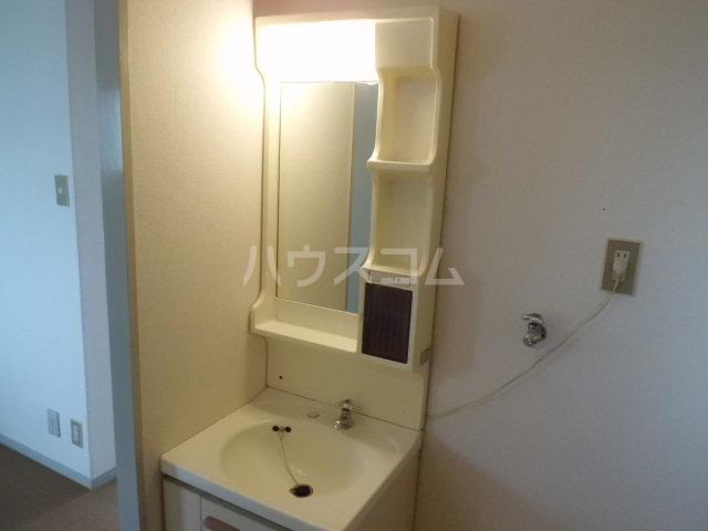 パヴィヨン1 203号室の洗面所