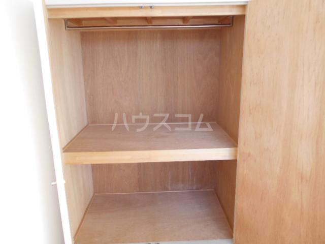 ウイングマンション 101号室の収納