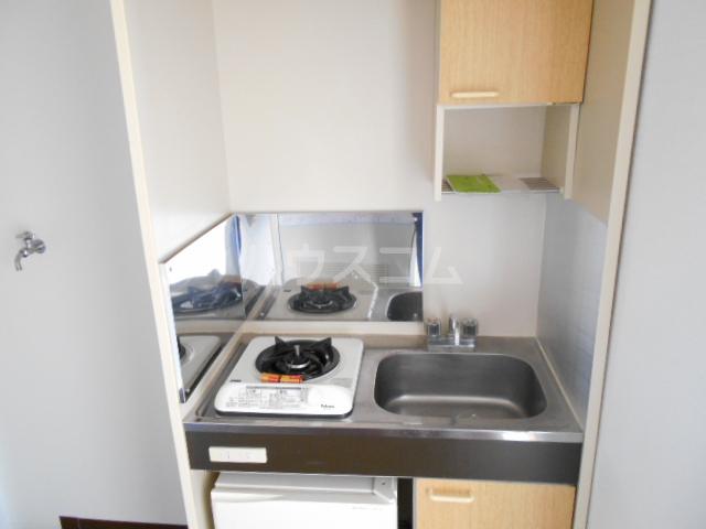 ウイングマンション 101号室のキッチン