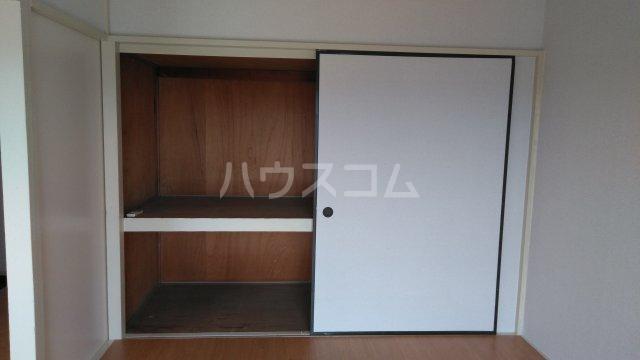 高崎昭和ビル 303号室の収納
