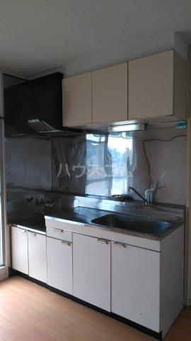 高崎昭和ビル 303号室のキッチン