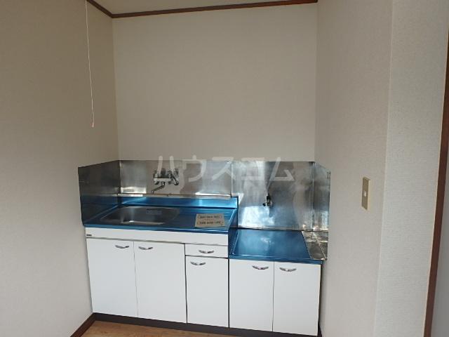 ジョウコーポ 101号室のキッチン