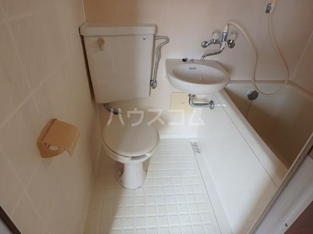ジョウコーポ 101号室のトイレ