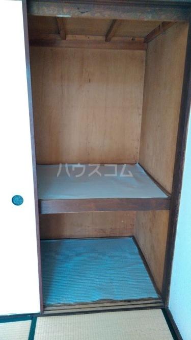 総和ハイツ6 403号室の収納