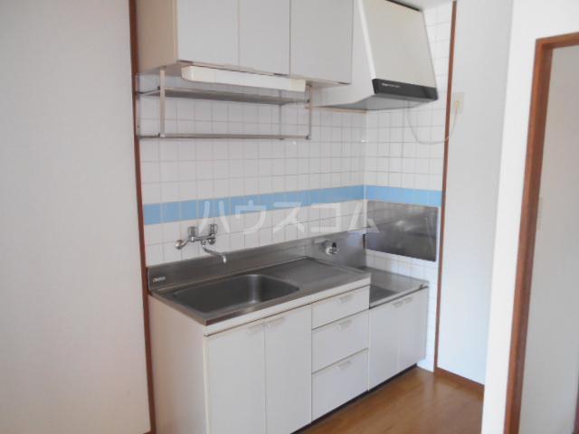 エルディムライフ 201号室のキッチン