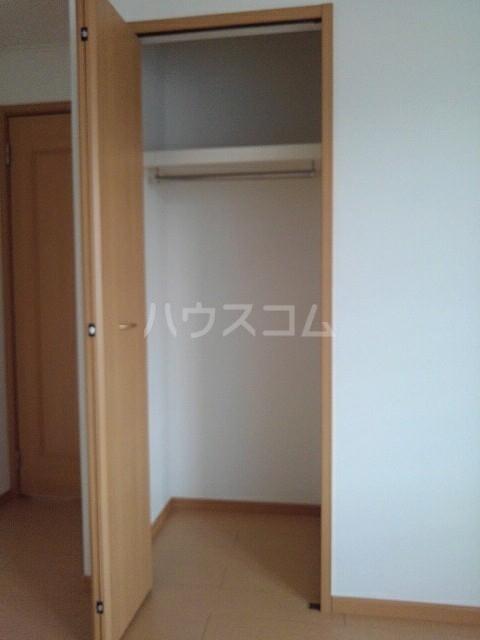 アルモニ-B 02020号室の収納