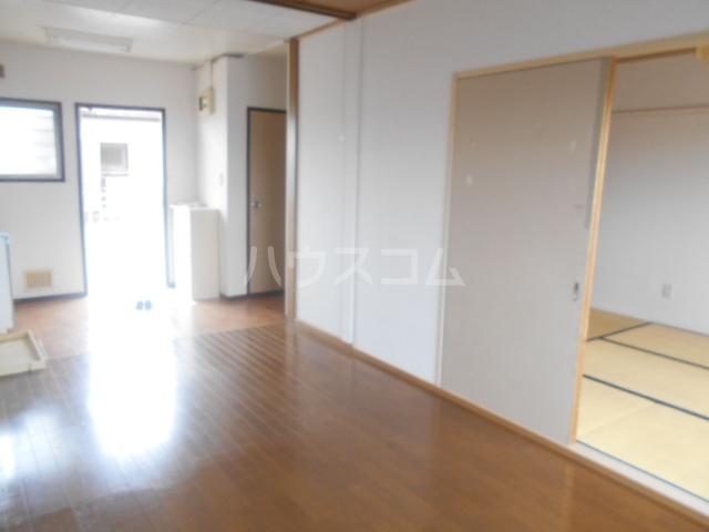 富士ハイツF棟 202号室の居室